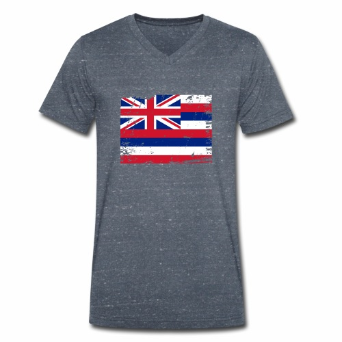 Hawaii flag textiles, Gifts and products for you - Stanley & Stellan miesten luomupikeepaita