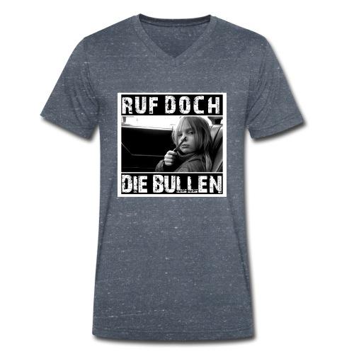 T Shirt süsses kind - Männer Bio-T-Shirt mit V-Ausschnitt von Stanley & Stella
