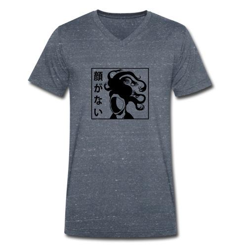 Sans Visage Futakuchi Onna - T-shirt bio col V Stanley & Stella Homme