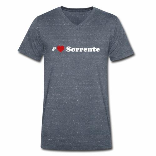 J'aime Sorrente - T-shirt bio col V Stanley & Stella Homme