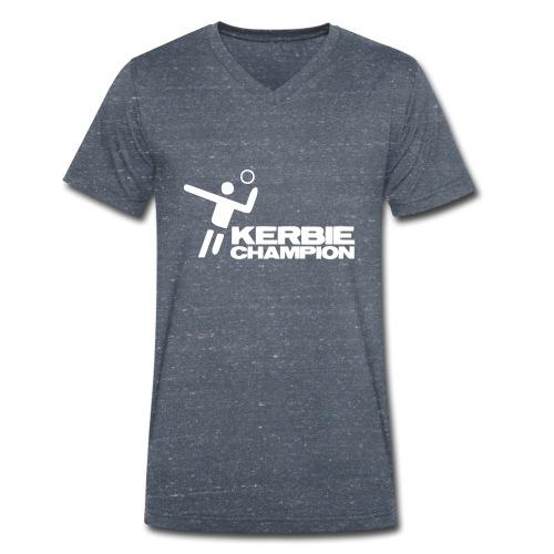 Kerbie - Men's Organic V-Neck T-Shirt by Stanley & Stella