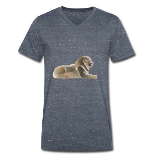 Sphinx - Men's Organic V-Neck T-Shirt by Stanley & Stella