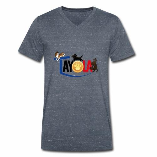 TAYOLA logo 2019 HD - T-shirt bio col V Stanley & Stella Homme