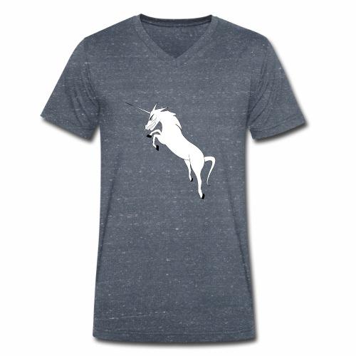 Oh yeah - T-shirt bio col V Stanley & Stella Homme
