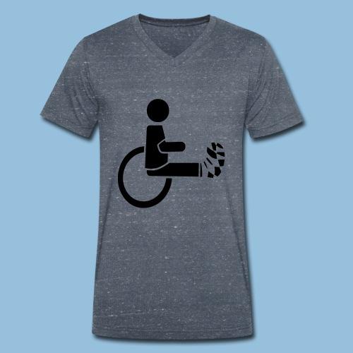 Gips2 - Mannen bio T-shirt met V-hals van Stanley & Stella