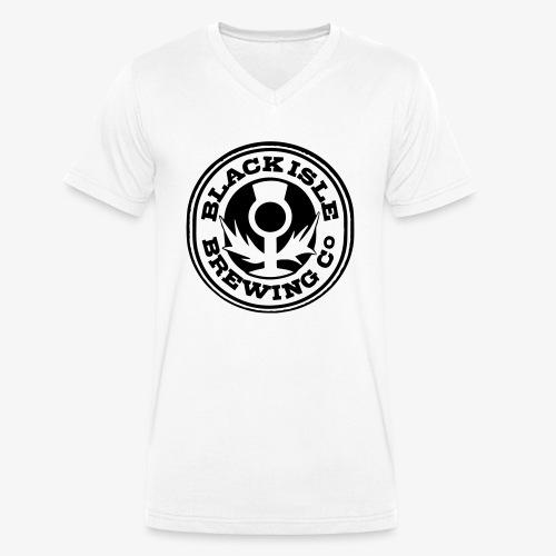 scotlandbrewing1 - Männer Bio-T-Shirt mit V-Ausschnitt von Stanley & Stella