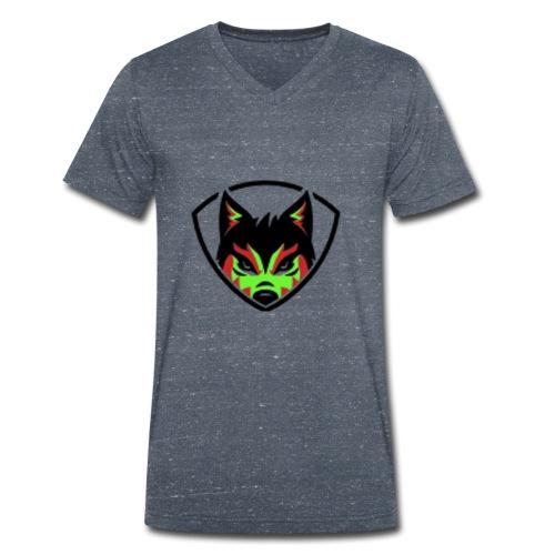 SnuukyTV - Männer Bio-T-Shirt mit V-Ausschnitt von Stanley & Stella
