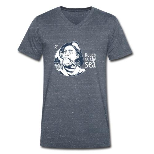 seaman - Männer Bio-T-Shirt mit V-Ausschnitt von Stanley & Stella