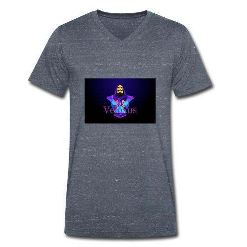 Veloxus|Savage - Männer Bio-T-Shirt mit V-Ausschnitt von Stanley & Stella