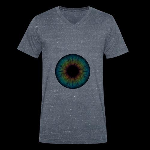 Iris - Männer Bio-T-Shirt mit V-Ausschnitt von Stanley & Stella