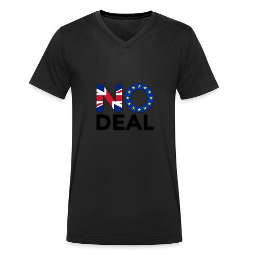 No Deal - Men's Organic V-Neck T-Shirt by Stanley & Stella