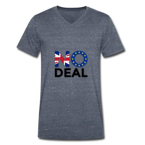 No Deal - Men's Organic V-Neck T-Shirt by Stanley & Stella