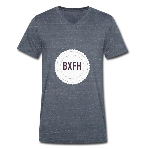BoxfreshHD LOGO 6 - Männer Bio-T-Shirt mit V-Ausschnitt von Stanley & Stella