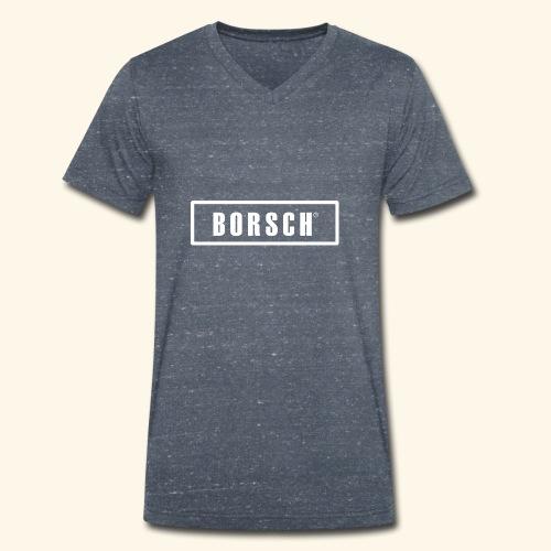 Borsch - Økologisk Stanley & Stella T-shirt med V-udskæring til herrer