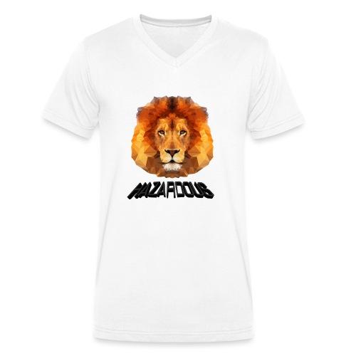 hazarous png - Männer Bio-T-Shirt mit V-Ausschnitt von Stanley & Stella