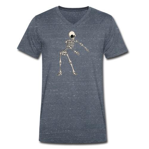 Floss like a Boss - Männer Bio-T-Shirt mit V-Ausschnitt von Stanley & Stella