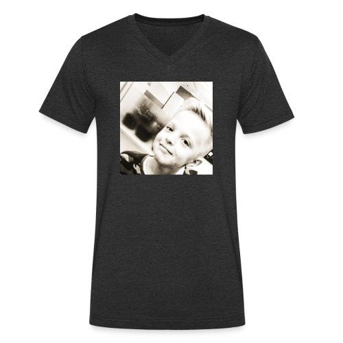 IMG 20180511 143458 276 - Männer Bio-T-Shirt mit V-Ausschnitt von Stanley & Stella