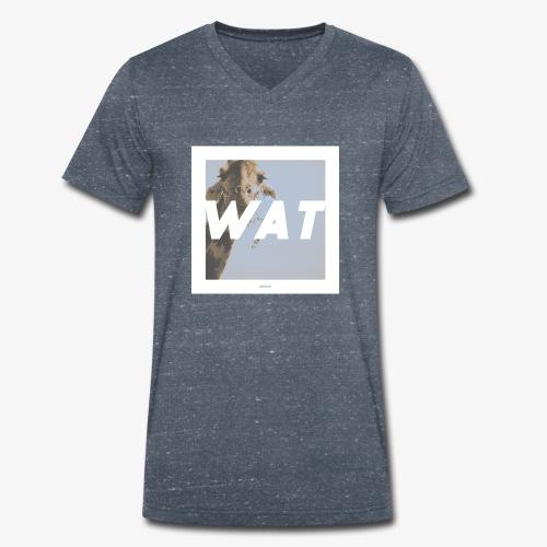 WAT #01 - Männer Bio-T-Shirt mit V-Ausschnitt von Stanley & Stella