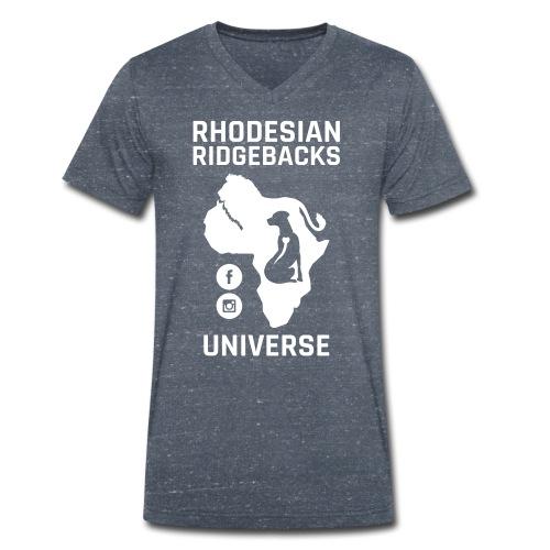 RRU - Ekologisk T-shirt med V-ringning herr från Stanley & Stella