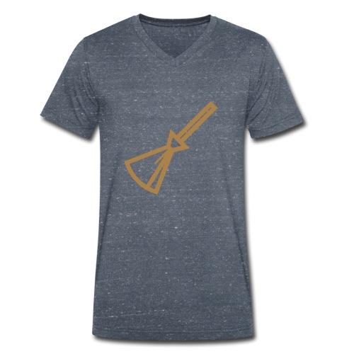 Balais Balais Wiccan Wicca ! - T-shirt bio col V Stanley & Stella Homme