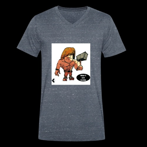 Thoro - Men's Organic V-Neck T-Shirt by Stanley & Stella
