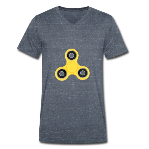 Hand Spinner - T-shirt bio col V Stanley & Stella Homme