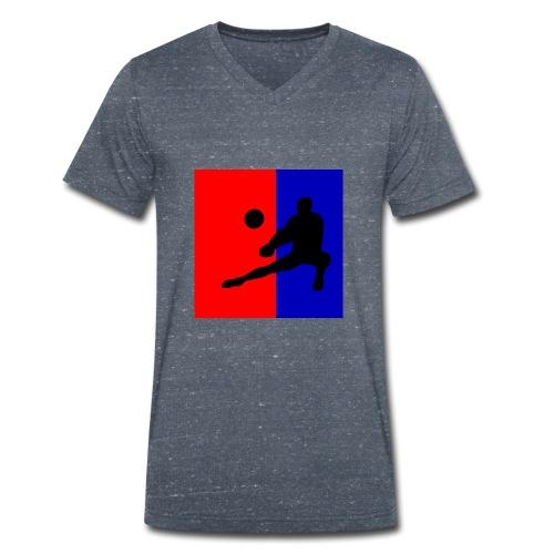 33E5AA83 2ADA 4B53 AC33 1A6F509D6247 - T-shirt ecologica da uomo con scollo a V di Stanley & Stella