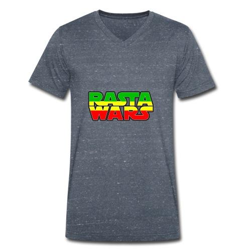 RASTA WARS KOUALIS - T-shirt bio col V Stanley & Stella Homme