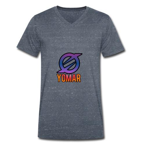 YOMAR - Men's Organic V-Neck T-Shirt by Stanley & Stella