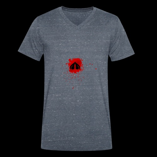 la tache qui fache - T-shirt bio col V Stanley & Stella Homme
