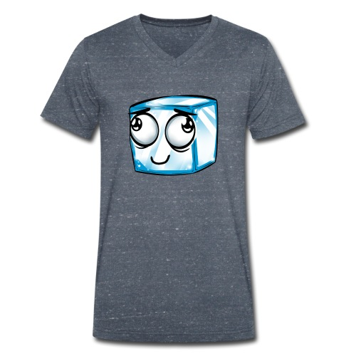 icelapDerp - Männer Bio-T-Shirt mit V-Ausschnitt von Stanley & Stella