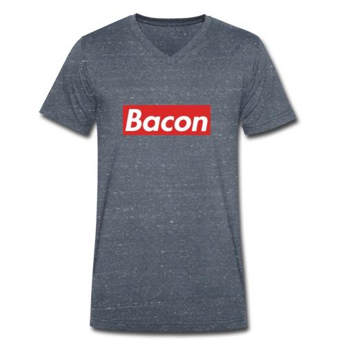 Bacon - Ekologisk T-shirt med V-ringning herr från Stanley & Stella
