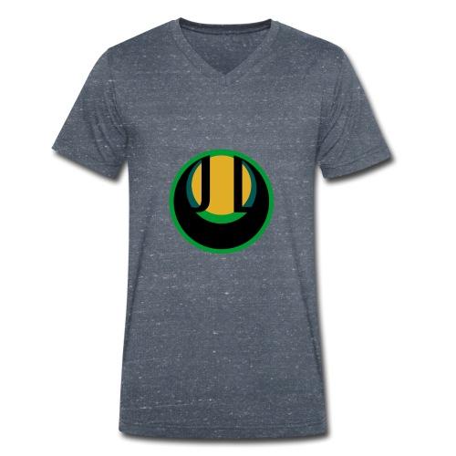 JADE LUNE - Men's Organic V-Neck T-Shirt by Stanley & Stella