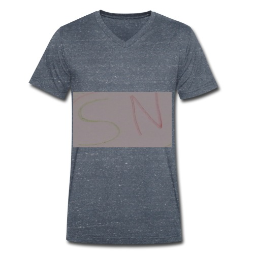 SASNINJA's merch - Men's Organic V-Neck T-Shirt by Stanley & Stella
