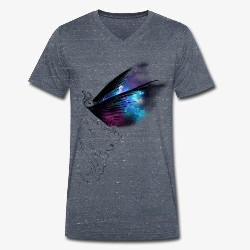 Freedom - Økologisk Stanley & Stella T-shirt med V-udskæring til herrer
