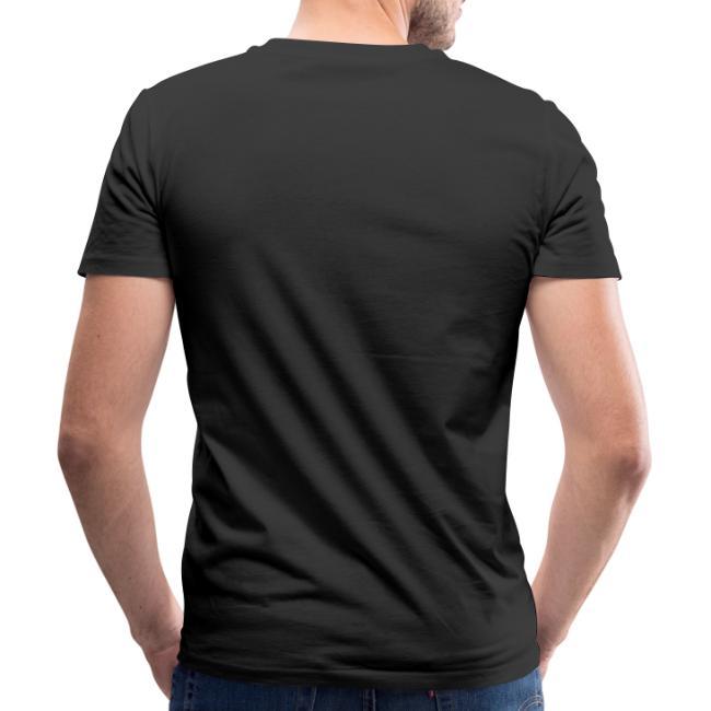 Vorschau: Wiaschtl mit Senf - Männer Bio-T-Shirt mit V-Ausschnitt von Stanley & Stella