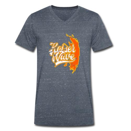 Kaiser Wave - T-shirt bio col V Stanley & Stella Homme