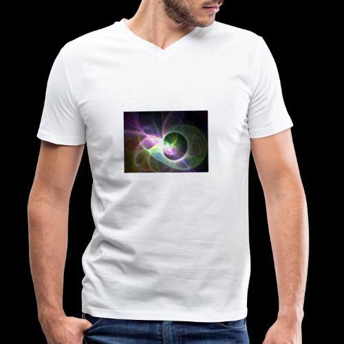 FANTASY 2 - Männer Bio-T-Shirt mit V-Ausschnitt von Stanley & Stella