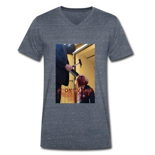Phonomanie - Kill - Männer Bio-T-Shirt mit V-Ausschnitt von Stanley & Stella