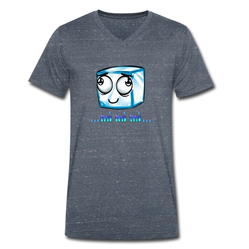 icelapDerpMi - Männer Bio-T-Shirt mit V-Ausschnitt von Stanley & Stella