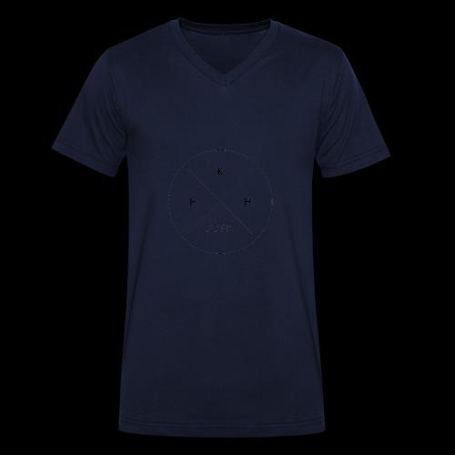 2368 - Men's Organic V-Neck T-Shirt by Stanley & Stella