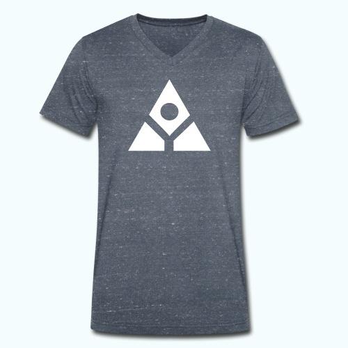 Geometry - Men's Organic V-Neck T-Shirt by Stanley & Stella