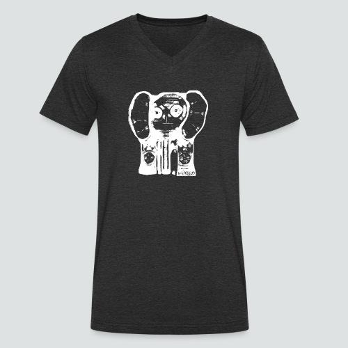 Labuphant png - Männer Bio-T-Shirt mit V-Ausschnitt von Stanley & Stella
