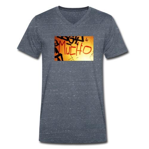 Mucho - Männer Bio-T-Shirt mit V-Ausschnitt von Stanley & Stella