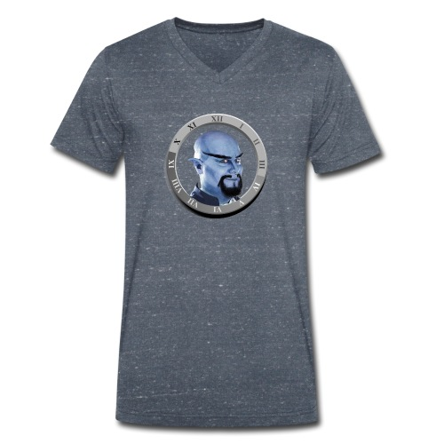 chaseam.STREAM Fan Shirt - Männer Bio-T-Shirt mit V-Ausschnitt von Stanley & Stella