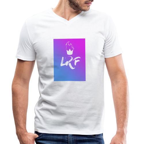 LRF rectangle - T-shirt bio col V Stanley & Stella Homme