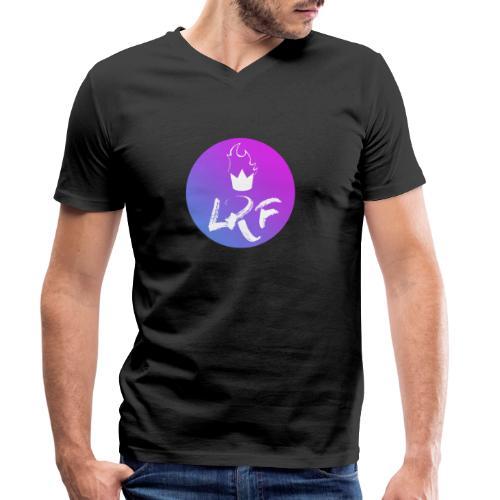 LRF rond - T-shirt bio col V Stanley & Stella Homme