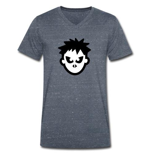 Sorskoot Head - Men's Organic V-Neck T-Shirt by Stanley & Stella