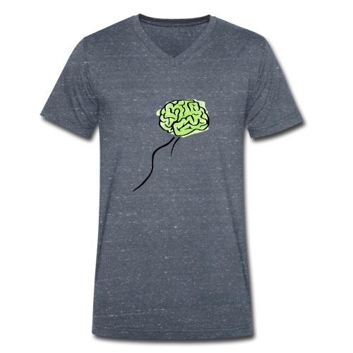 Sono Fuori di Me - T-shirt ecologica da uomo con scollo a V di Stanley & Stella