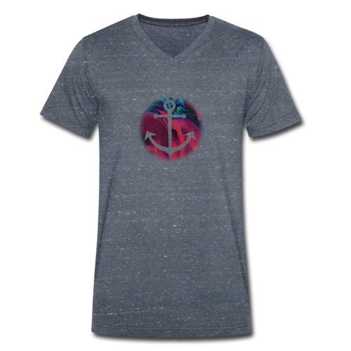 17 png - Men's Organic V-Neck T-Shirt by Stanley & Stella